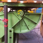 6. BODE 7.5 Tonne Welding Positioner with Adjustable Raising Frame