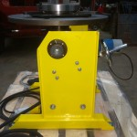 7. 300kg Welding Positioner with Chuck