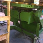 8. BODE 7.5 Tonne Welding Positioner with Adjustable Raising Frame