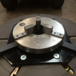 9. 300kg Welding Positioner with Chuck