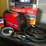 1. Lincoln Electric Invertec V160-T 240V TIG Welder