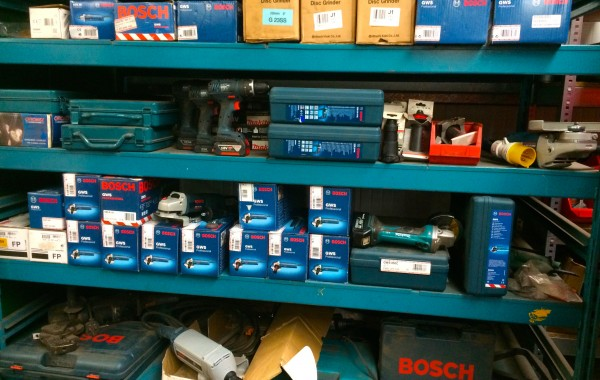 1. Spectrum Power Tools, Drills, Grinders, Discs