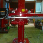 16. 2m x 2m Brand New Column and Boom Welding Manipulator with Lincoln Electric NA-5 Controller and Head