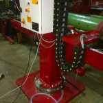 19. 2m x 2m Brand New Column and Boom Welding Manipulator with Lincoln Electric NA-5 Controller and Headjpg