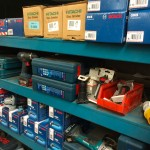4. Spectrum Power Tools, Drills, Grinders, Discs