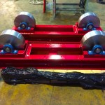 5. 5 Tonne Conventional Steel Wheeled Welding Rotators
