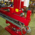 8. 2m x 2m Brand New Column and Boom Welding Manipulator with Lincoln Electric NA-5 Controller and Head