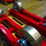 8. 5 Tonne Conventional Steel Wheeled Welding Rotators