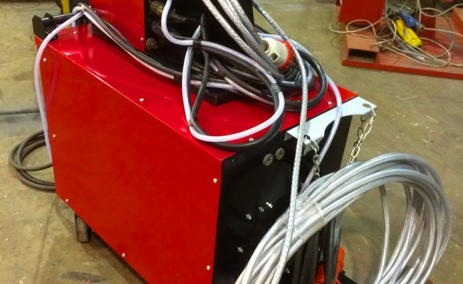 3. Murex Transmig 305 Reconditioned MIG Welder