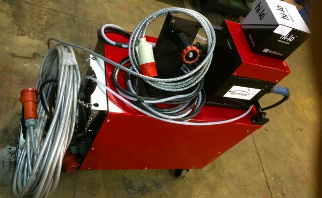 6. Murex Transmig 305 Reconditioned MIG Welder
