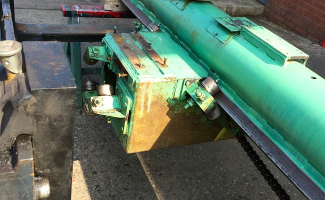 1. BODE 3 m x 3 m Column and Boom Welding Manipulator