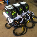 1. TER Multi Wave 250 DC TIG Welder