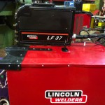 2. Lincoln Electric DC 400 MIG Welder