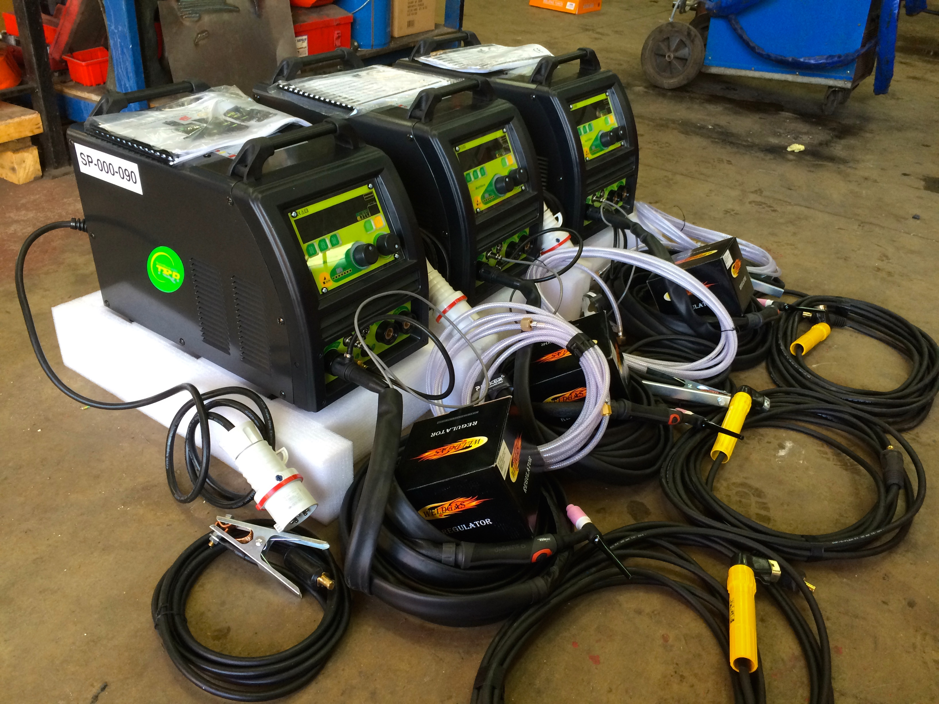 Tr Multi Wave 250 Dc Tig Welder Hot Water 250dc Fuse Box
