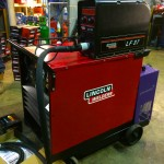 7. Lincoln Electric DC 400 MIG Welder
