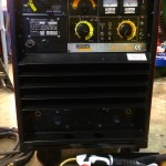 8. Lincoln Electric DC 400 MIG Welder