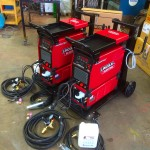 1. Lincoln Electric Invertec 400TPX & Cool Arc 46 Water Cooled TIG Welding Machine