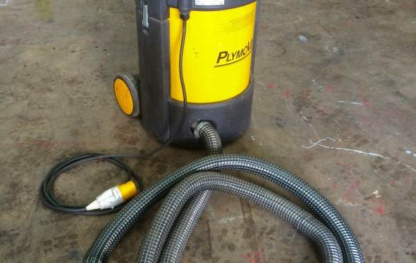 PlymoVent PHV Dust and Welding Fume Extractor