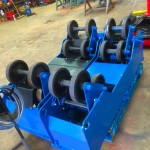 10. MPE 5 Tonne SAR Self Aligning Welding Rotators