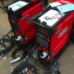 12. Lincoln Electric Invertec 400TPX & Cool Arc 46 Water Cooled TIG Welding Machine