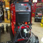 4. Lincoln Electric Invertec 400TPX & Cool Arc 46 Water Cooled TIG Welding Machine