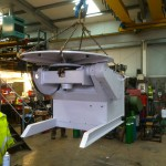 5. BODE 3 Tonne Welding Positioner Reconditioned