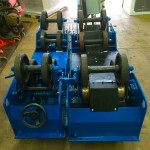 5. MPE 5 Tonne SAR Self Aligning Welding Rotators