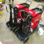 9. Lincoln Electric Invertec 400TPX & Cool Arc 46 Water Cooled TIG Welding Machine