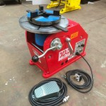 1. 100kg Welding Positioner with 3 Jaw Quick Release Chuck