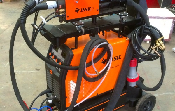 Jasic MIG 400 Separate Water Cooled MIG Welding Inverter