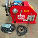 11. 100kg Welding Positioner with 3 Jaw Quick Release Chuck