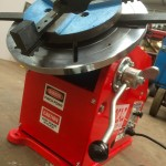 13. 100kg Welding Positioner with 3 Jaw Quick Release Chuck