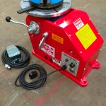 2. 100kg Welding Positioner with 3 Jaw Quick Release Chuck