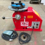 3. 100kg Welding Positioner with 3 Jaw Quick Release Chuck