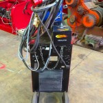 3. Used New Arc RM 420 MIG Welding Machine with 5 Meter Interlink