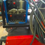 4. Used New Arc RM 420 MIG Welding Machine with 5 Meter Interlink