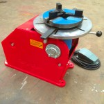 5. 100kg Welding Positioner with 3 Jaw Quick Release Chuck