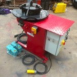 5. 250kg Welding Positioner 110V with Heavy Duty Chuck