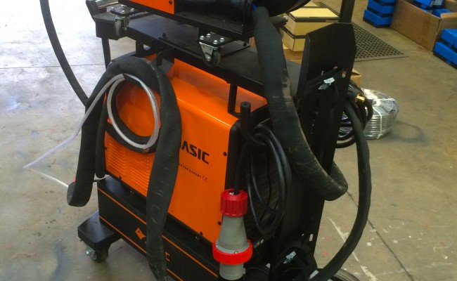 5. Jasic MIG 400 Separate Water Cooled MIG Welding Inverter