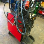 5. Used New Arc RM 420 MIG Welding Machine with 5 Meter Interlink