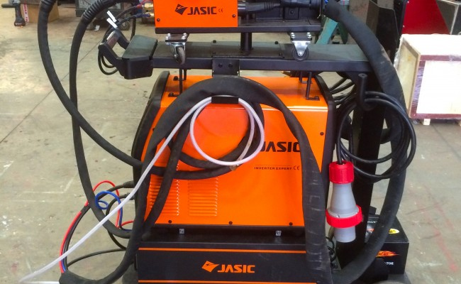 6. Jasic MIG 400 Separate Water Cooled MIG Welding Inverter