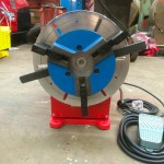 7. 100kg Welding Positioner with 3 Jaw Quick Release Chuck