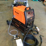 1. Jasic 315P AC:DC Water Cooled TIG Welding Machine with Trolley