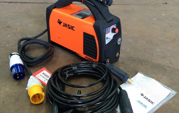 Jasic Arc 180 Dual Voltage MMA Stick Inverter Welding Machine