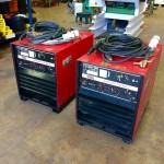 1. Lincoln Electric Idealarc R3R 600-I Air Arc and MMA Welding Machine