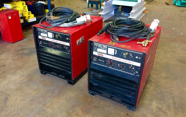 Lincoln Electric Idealarc R3R 600-I Air Arc and MMA Welding Machine