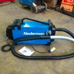 1. Nederman Eliminator 840 Briefcase Fume Extractor