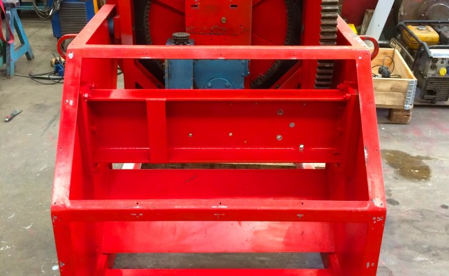 10. Used 2 Tonne Welding Positioner Reconditioned