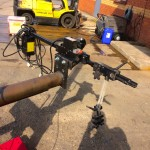11. Gullco Kat MIG Welding Arm Column and Boom Welding Manipulator