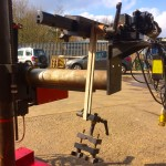 14. Gullco Kat MIG Welding Arm Column and Boom Welding Manipulator